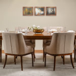 غذخوری آکومه Aucoumea Dining Table